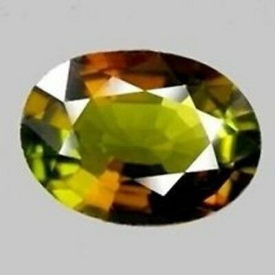 0.37cts  Excellent fine quality luster beautiful natural Andalusite gemstone