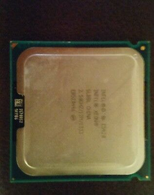 Job lot 7x Intel Xeon E5420 quad core 2.5GHZ 12 1333