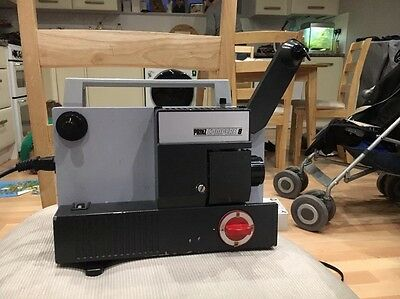 Prinz Compere 8 8mm Projector - Made in Austria+