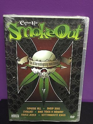 Cypress Hill Smoke Out DVD-New still in plastic