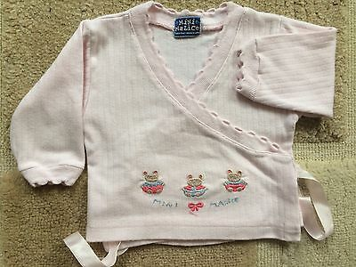 Baby Girl Clothes 3-6 Months Pink Top