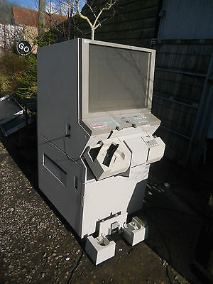 microfiche microfilm bell and howell minolta 5100 zoom printer scanner