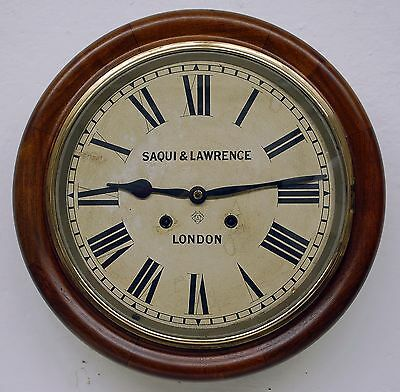Antique Striking Kitchen Clock. Buy with Confidence Professional Seller