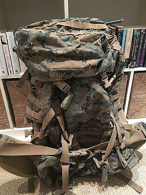 GENUINE used US ARMY ISSUE military Molle Backpack