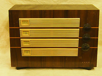 Ekco Radio A147, Built 1950 approx, and STILL WORKING!!