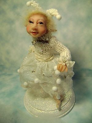 ~Suzi~ A Full Moon Forest Snowball Pixie  By Poppenmoon