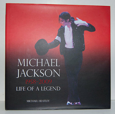 Micheal Jackson - Life Of A Legend by Micheal Heatley