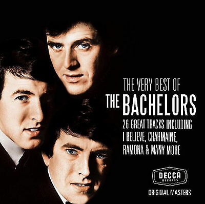 The Bachelors - The Very Best Of - Greatest Hits - CD - BRAND NEW SEALED