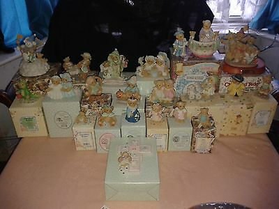 Cherished Teddies collection boxed