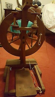 New Zealand Spinning Wheel.