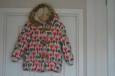 Next Girls Winter Coat age 2 - 3 years!