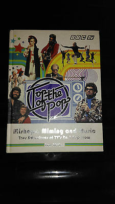 Top Of The Pops Mishaps,Miming And Music Hardback Book