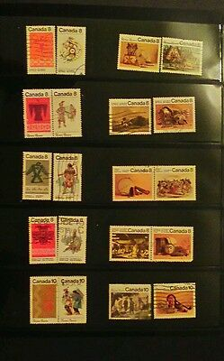 1972 canadian indians used set