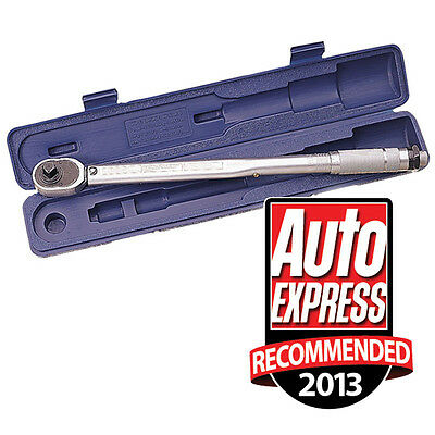 Draper 3004A(FFP) 3/8-inch Square Drive 10 - 80Nm Ratchet Torque Wrench