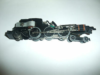 Hornby Dublo Duchess 3 rail B.R type chassis good runner or spares