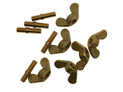 Pinwing - screw kit for impeller cover suitable for Volvo Penta D30, D40, D41, D