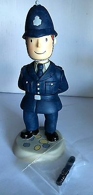 Robert Harrop Mr Benn The Policeman  (Bn15) & Truncheon Souvenir
