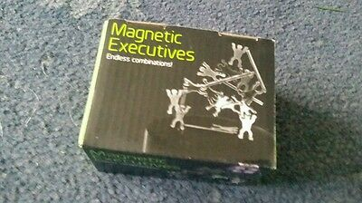 Magnetic executives desktop office game
