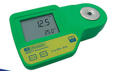 MILWAUKEE INSTRUMENTS MA887 Digital Refractometer for Seawater Measurements