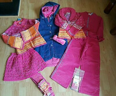 Clayeux Designer Girls 8 piece Outfit BNWT..BARGAIN!!!