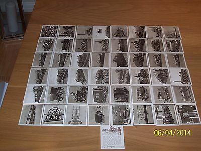 R & J Hill The Railway Centenary A Series Of L50 - 45 V Good Cards - Brown Backs
