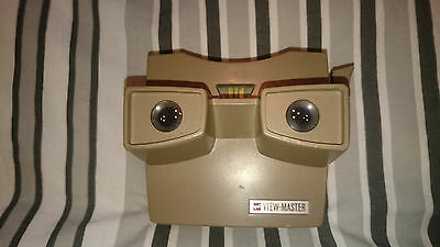 Rare 3D View-Master Lighted Stereo Viewer Model H - GAF collectible