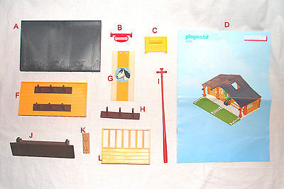 Playmobil *Pick /& Choose* CITY LIFE STRUCTURAL CONNECTORS .99-1.99 w// Combined