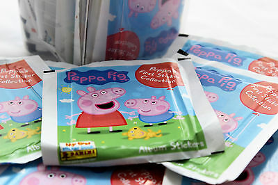 Pippa Pig First Sticker Collection    80 Stickers