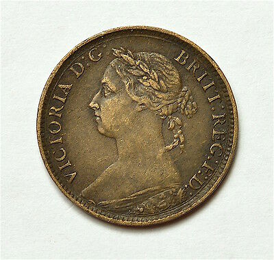 Victoria 1888 Farthing  ®155-A31