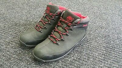 mens leather timberland boots size 10 fantastic condition