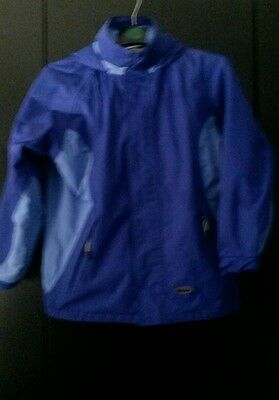 Girls outdoor  coat. School, day wear, walking.
