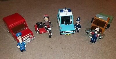 postman pat figures and vehicles
