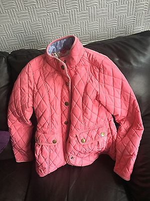 Girls Next Quilted Jacket 13-14years