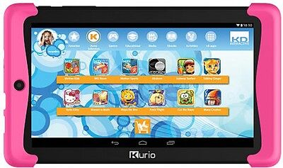 Kurio Xtreme 2 SE Android Kids Tablet Pink *Perfect Holiday Gift* NEW