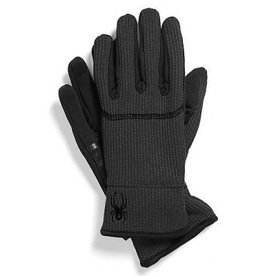 Spyder Men's Conduct Core Winter Ski Gloves - Grey (M)