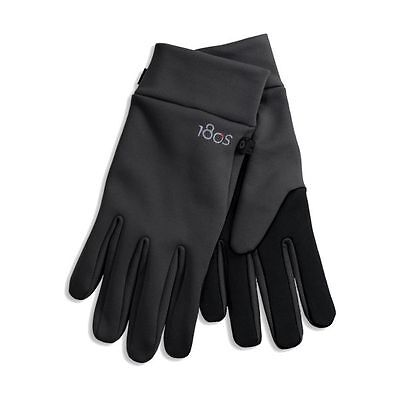 180s Men's Performer Winter Ski Gloves - Black (L)