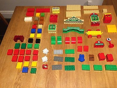 Lego Duplo Thomas the Tank and Freinds accessories 80 piece set
