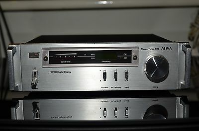 AIWA R22 FM/AM tuner (Micro system) perfect working order and superb condition.