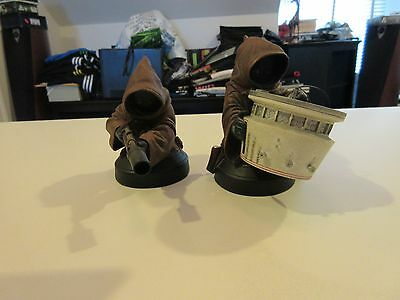 Star Wars/Gentle Giant/2 Jawa Statues/Limited Edition.