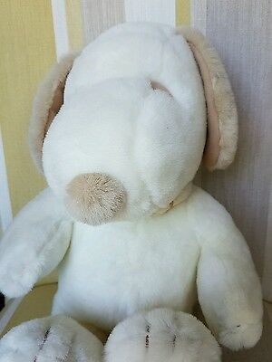 """Snoopy From Peanuts & Charlie Brown Rare Collectors 15"""" Cuddly Plush Soft Toy"""