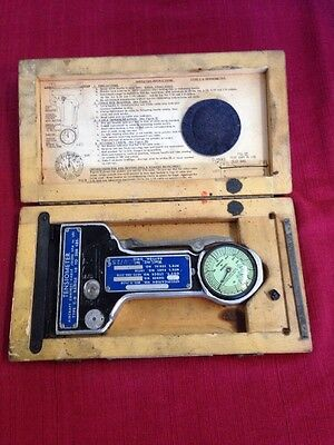 Nice US Military Aircraft Tensiometer Type C-8 Cable Meter