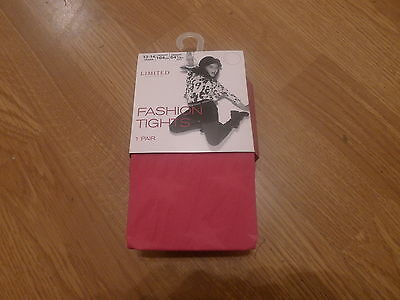 "Marks & Spencer ""limited Collection"" Fashion Tights - Age 13-14 Years - Bnwt"