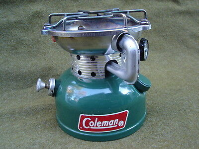 Coleman 502-700 Sportster Stove, 3-78 Date, Excellent Working Condition