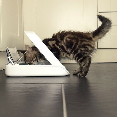 Microchip Pet Bowl Automatic Feeder For Cats And Dogs SureFlap