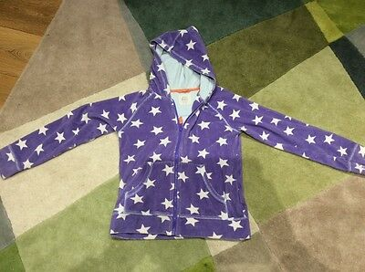 mini boden purple hoodie - age 11-12 yrs