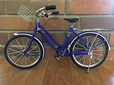 American Girl Molly's Cruiser Bicycle - Retired - Missing Parts