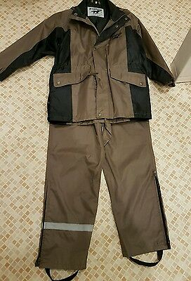 Steeds Riding Wear Waterproof Jacket and Trousers size 164