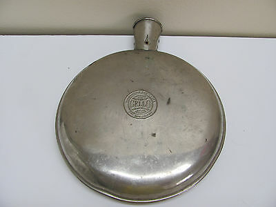 Antique Cello Hot Water Bottle A.S. Campbell Co. Boston Patent 1912 Made in USA