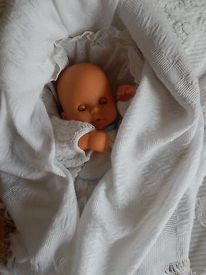 Baby Doll -  20 Inches Doll - By Falca  - Makes Babynoises - Play -  Reborn