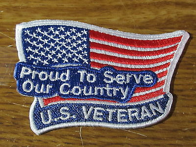 home depot collectibles U.S. veteran patch